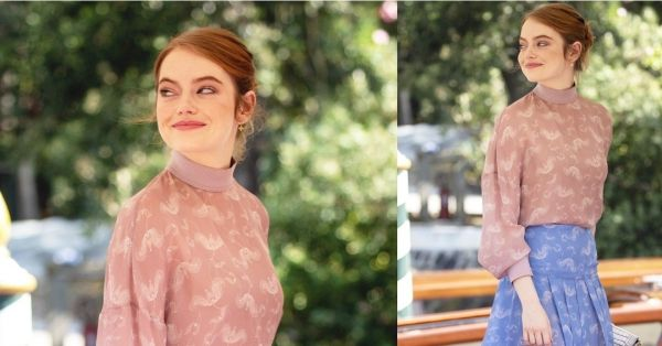 We Are Going Ga Ga Over Emma Stone's La La Land Throwback Outfit!