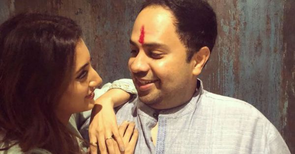 Ishqbaaaz Fame Additi Gupta Gets Engaged To Her Longtime Beau In A Secret Ceremony!
