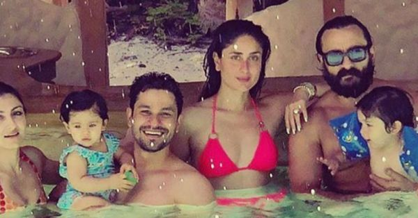 Bebo Looks P.H.A.T In Her Pink Bikini & We Can't Stop Drooling!
