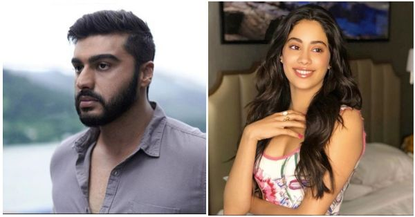 Arjun Kapoor Shared His First Look From 'India's Most Wanted' & It Shocked Janhvi!