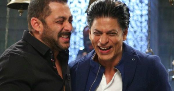 Shocking Revelation: SRK Says He Owes His Career To Salman Khan's Father, Salim Khan!