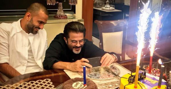 Daddy Cool Anil Kapoor & Anand Ahuja Are Setting New Sasur-Damaad Goals!