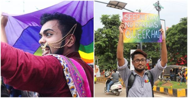 Rainbows Everywhere: India Celebrates Loudly And Proudly After Section 377 Gets Scrapped
