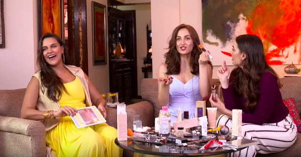 3 Friends, Lots Of Makeup, No Mirrors - Let The Challenge Begin!