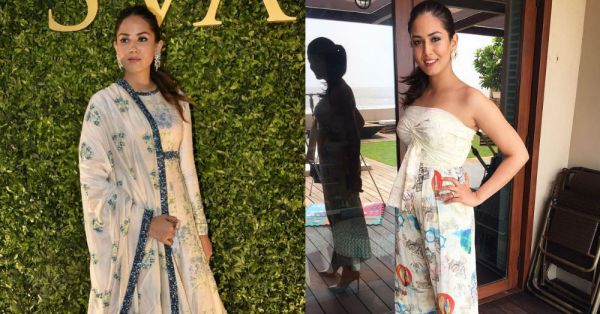 Mira Kapoor Might Be A Bollywood Outsider But She Dresses Like A Star
