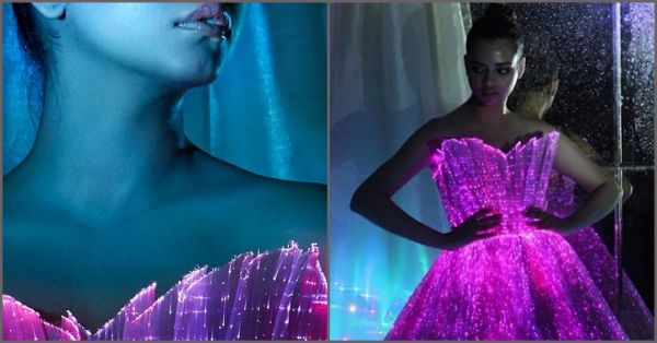 There's A New Bridal Gown In Town That'll Make You Look Out Of This World, Literally!