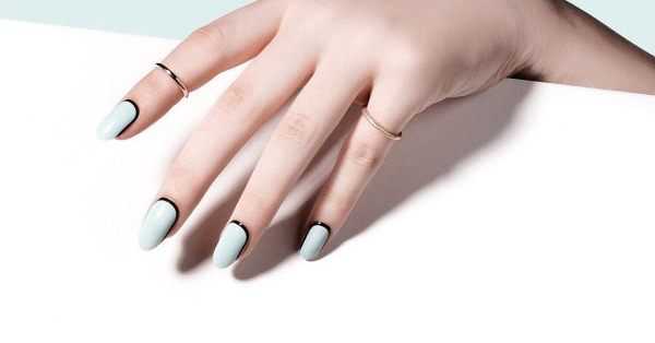 Straight Off The Ramp: Orbit Nails Are The Latest Manicure Trend You Need To See Today