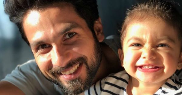 Shahid Kapoor Finally Reveals Why He Posts Pictures Of Misha & He Has A Point!