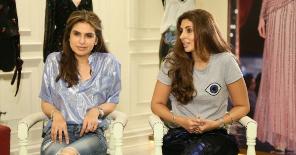 That Time When Monisha Jaising & Shweta Bachchan Talked Fashion With Us At MxS Delhi Store Launch