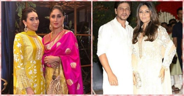 Ambani Ganpati Puja: Khans, Bachchans & Other B-Town Fams Offered Prayers To Bappa