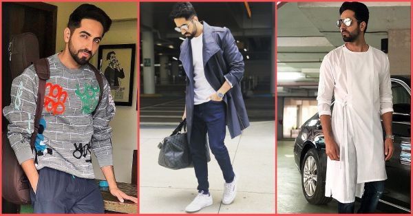 Forget Pani, 10 Times We Were All Over Ayushmann Da Rang For His Macho Style