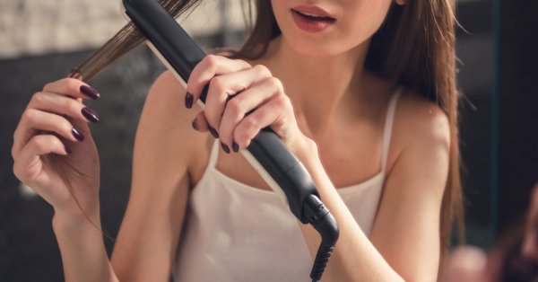 Want Healthier Hair? Deep Clean Your Hair Straightener Using This Super Easy Hack!