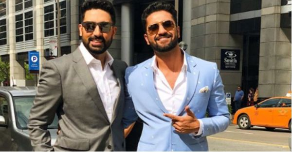 Abhishek Bachchan Shares The Most Heartwarming Throwback With Big B And Vicky Kaushal