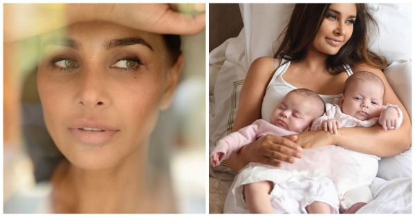 Lisa Ray Announces The Arrival Of Her Twin Girls With An Adorable Tweet