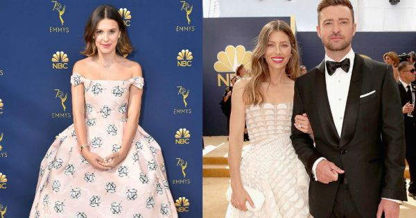 8 Red Carpet Outfits That Deserved Emmys Of Their Own Feat. Millie Bobby Brown