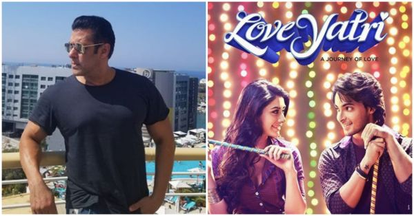 LoveRatri To LoveYatri: Salman Changes The Name Of Aayush Sharma's Debut Movie
