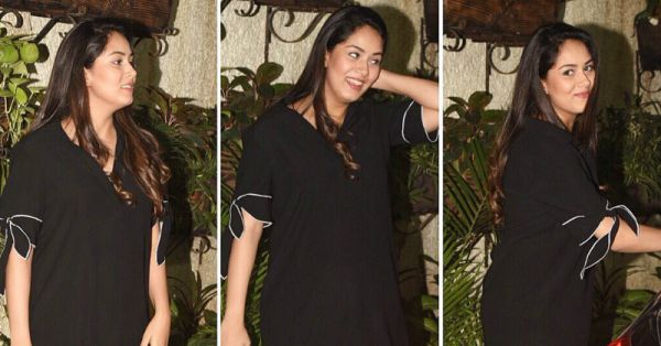 Mira Kapoor's Post-Baby Outfit Is A Little Black Dress Made In Zara Heaven For Everyone!