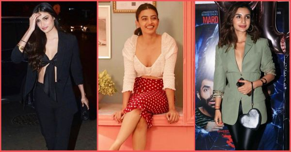7 New Ways To Tastefully Show Off Your Cleavage - As Taught By Bollywood