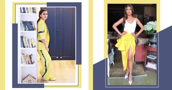 According To Bollywood Celebs, It's About Time We Embraced The Gen-Z Yellow!