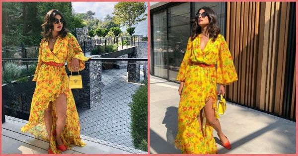 Priyanka Chopra's Summer Dress At Lake Como Is Pulling At Our Heart Strings And This Is Why!