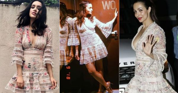 These Bollywood Beauties Have A New Favourite Dress And We Are Here To Tell You All About It!