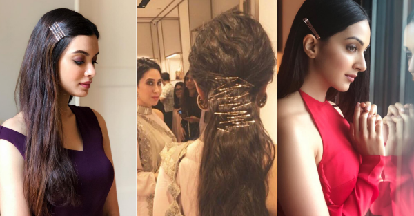 #TrendAlert: Bollywood Inspired Bobby Pin Hairstyles You Need To Try!