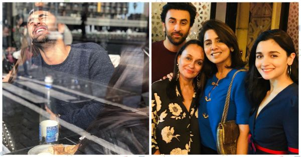 Ranbir Is Alia's 'Sunshine': Alia, Mommy Neetu, and Sis Posted A Picture Of Ranbir On His Birthday
