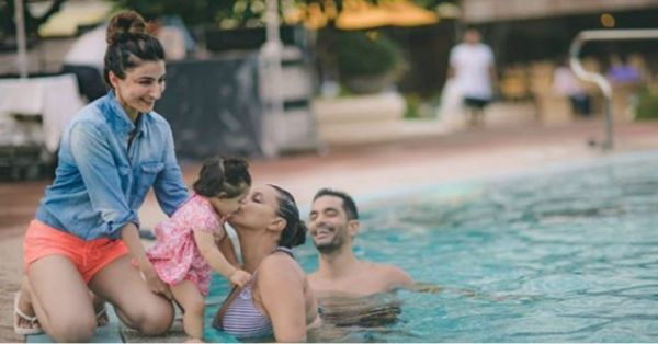 Inaaya Turns One And Mom Soha Is Throwing Her Princess The Perfect Birthday Bash!
