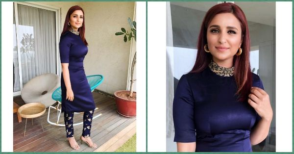 Parineeti Chopra's Outfit Will Make The Perfect Diwali Ensemble And You'll See Why