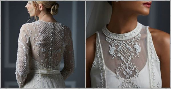 Anita Dongre Introduces *Dreamy* White Wedding Gowns And We Can't Wait To Get Married In One!