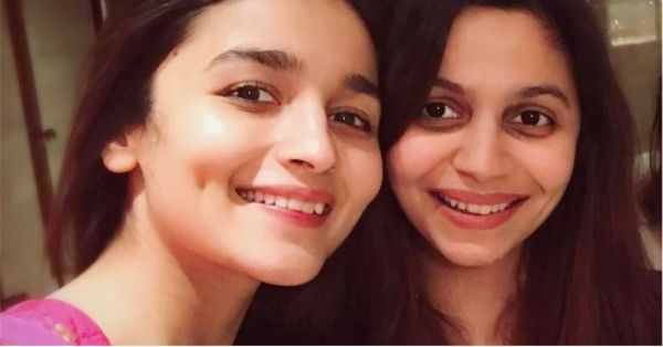 Alia Bhatt's Sister Shaheen Announces Book About Her Personal Battle With Depression