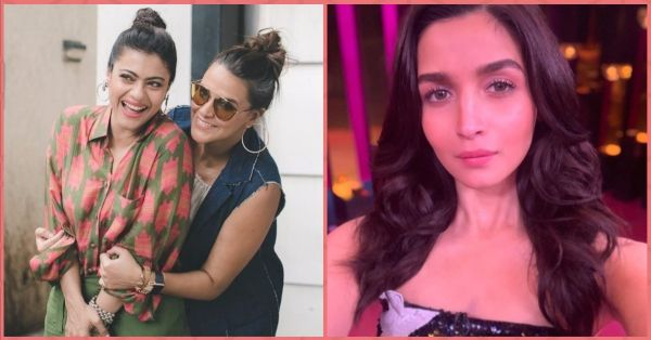 Kajol Called Alia Bhatt 'Alia Kapoor'... Is There Something She Knows That We Don't?!