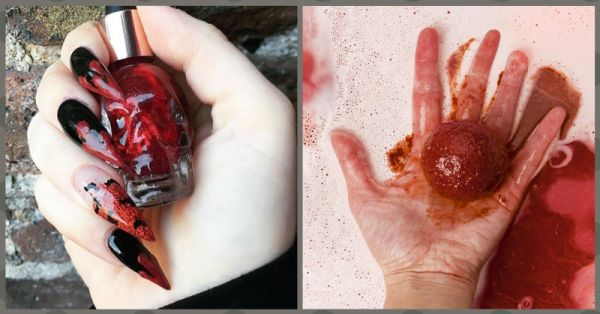 Just In Time For Halloween: 5 Beauty Products That Are 'Bloody' Awesome!