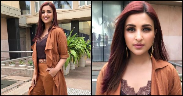Parineeti Chopra's New Outfit Makes A Strong Case For Browns This Autumn