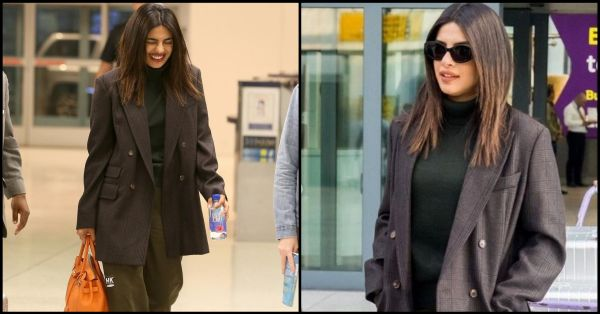 Get The Look: Winter Has Come For Priyanka Chopra And She Is Looking Drop D(e)ad Gorgeous
