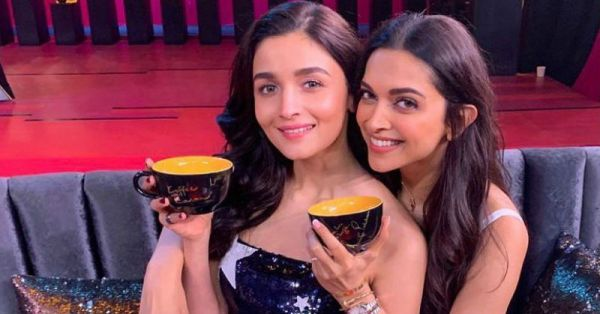 #SameToSame: Deepika & Alia's Twinning Makeup Look On Koffee With Karan - Decoded!