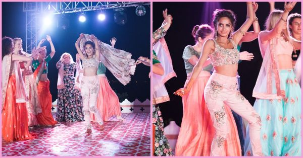 This Bride Ditched Her Lehenga Mid Performance & We Want To Steal Her Style!