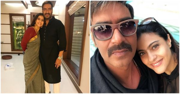 Kajol Makes The Most Shocking Revelation About Her Marriage With Ajay Devgn!