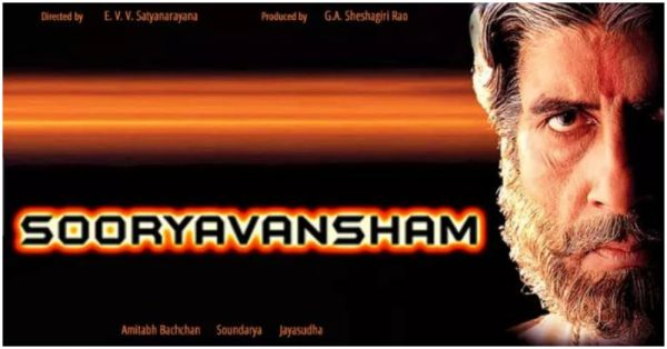 90 Thoughts I Had While Watching Two-Two Amitabhs In Sooryavansham