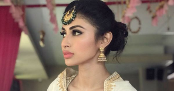 The Fuller, The Better: Mouni Roy's Lips Are Oh-So-Kissable!