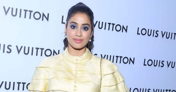 Let's Break It Down: Janhvi Kapoor's Sultry Smokey Eye Is Super Easy To Recreate!