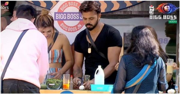 Bigg Boss Season 12 Episode 39: Sreesanth Has A New Sister In The House