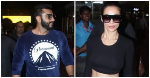 Malaika Arora and Arjun Kapoor's Friends Throw A Party For The New Couple!