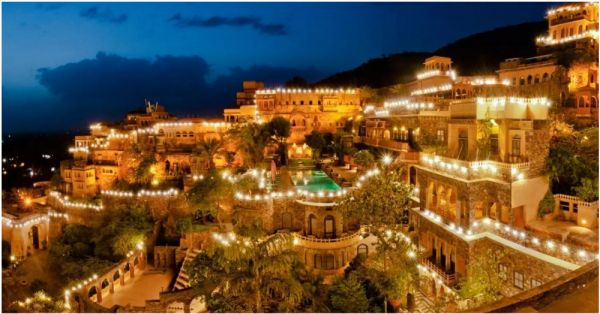 The Ultimate Guide To Neemrana Fort-Palace For A Perfect Weekend Getaway!