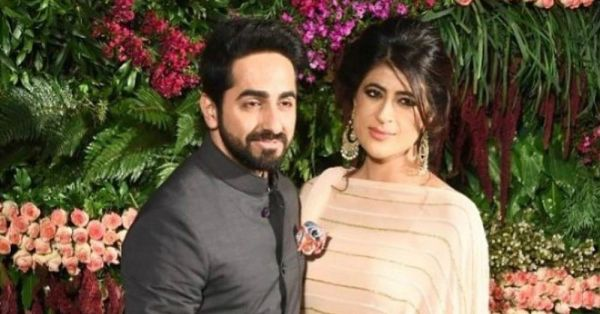 Ayushmann Khurrana Just Shared Tahira's Reaction To His On-Screen Kiss And It's So Relatable!