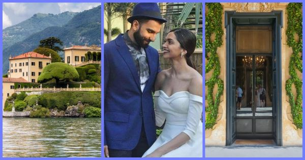 All You Need To Know About DeepVeer's Stunning Wedding Venue In Lake Como!