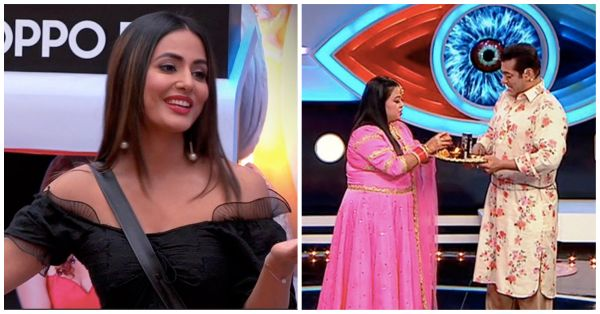 Bigg Boss Season 12 Weekend Ka Vaar: Urvashi Gets Evicted From The House