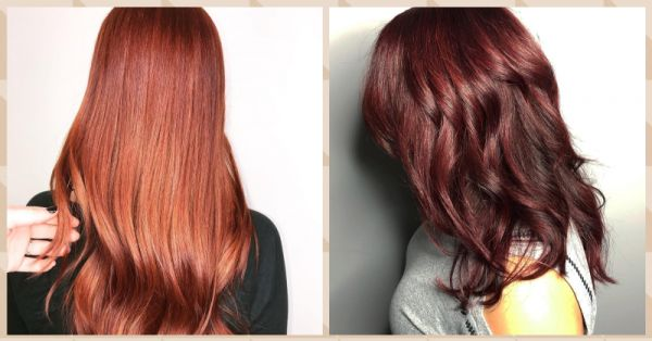 Red Velvet Hair Colour Is The Newest & Yummiest Trend Of The Season!