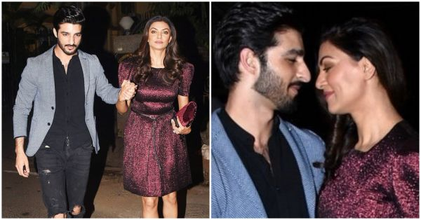 OMG! Sushmita Sen To Tie The Knot With Boyfriend Rohman Shawl In 2019?