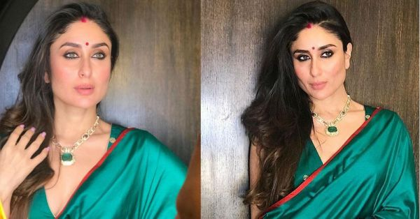 Kareena Kapoor Khan Was The *Green Patakha* We Needed This Diwali!
